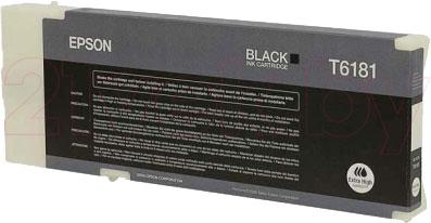 Картридж Epson C13T618100 - общий вид