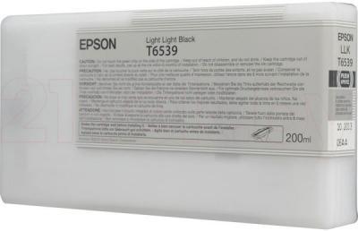 Картридж Epson C13T653900 - общий вид