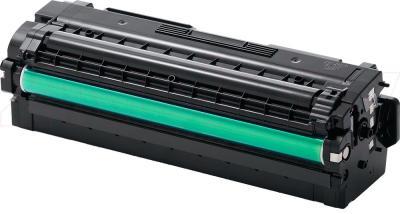 Тонер-картридж Samsung CLT-C506L - общий вид