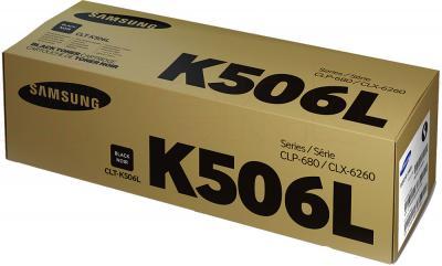 Тонер-картридж Samsung CLT-K506L - упаковка