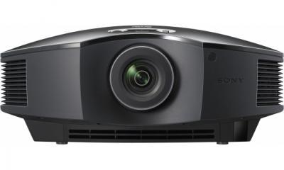 Проектор Sony VPL-HW55ES/B - фронтальный вид