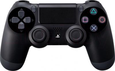 Геймпад Sony Dualshock 4 (Black) - общий вид
