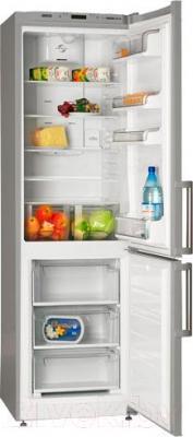 Холодильник с морозильником ATLANT ХМ 4424-080 N - внутренний вид
