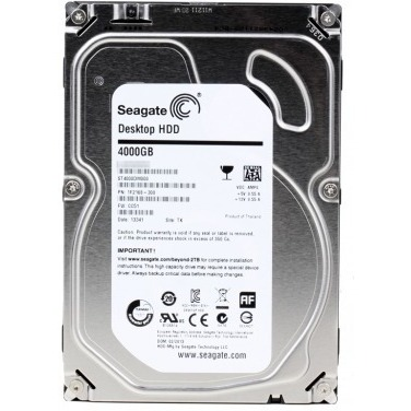 Жесткий диск Seagate Desktop HDD.15 4TB (ST4000DM000) - общий вид