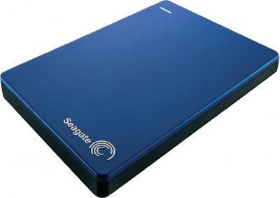 Внешний жесткий диск Seagate Backup Plus Slim Blue 2TB (STDR2000202) - общий вид