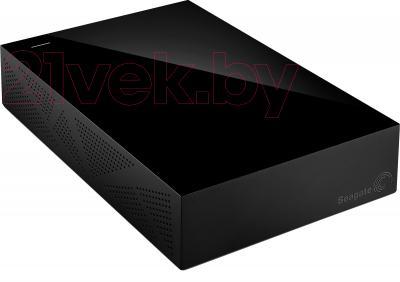 Внешний жесткий диск Seagate Backup Plus Desktop Drive 2TB (STDT2000200) - общий вид