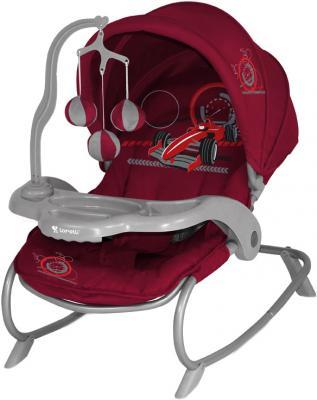 Детский шезлонг Lorelli Dream Time (Red Racing) - общий вид