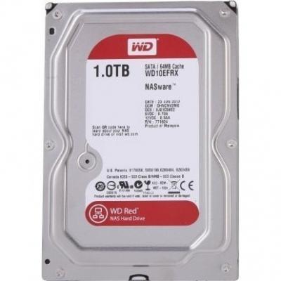Жесткий диск Western Digital Red 1TB (WD10EFRX) - общий вид