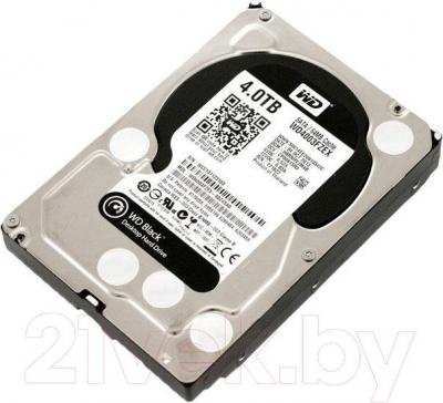 Жесткий диск Western Digital Black 4TB (WD4003FZEX)