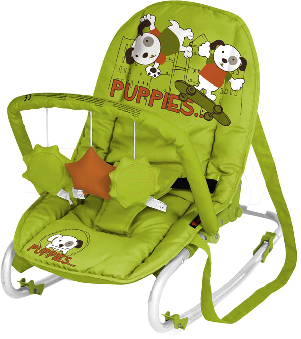 Top Relax (Green Orange Puppies) 21vek.by