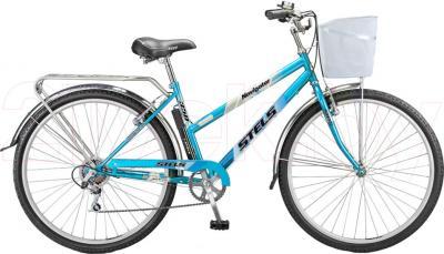 Велосипед Stels Navigator 350 Lady (Sea Wave) - общий вид