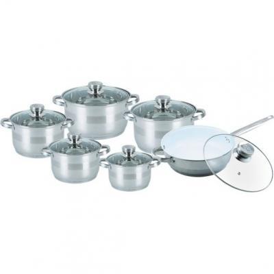 Набор кухонной посуды Bohmann BH-1275NWC