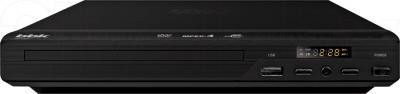 DVD-плеер BBK DVP030S (темно-серый) - общий вид