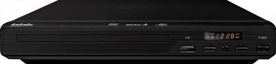 DVD-плеер BBK DVP030S (черный) - общий вид