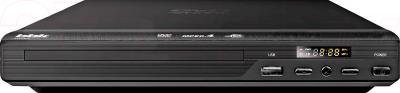 DVD-плеер BBK DVP033S (темно-серый) - общий вид