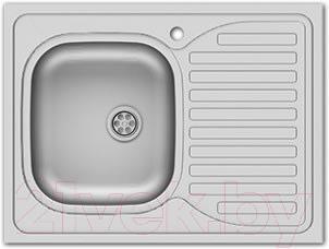 Мойка кухонная Asil AS30 (0,5mm) - общий вид