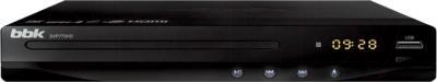 DVD-плеер BBK DVP770HD (черный) - общий вид