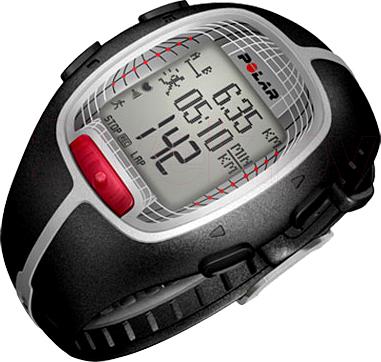 Пульсометр Polar RS300X SD (Black) - общий вид