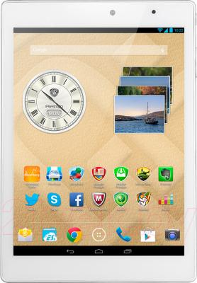 Планшет Prestigio MultiPad 4 Diamond 7.85 16GB 3G (PMT7077_3G_D_WH) - общий вид