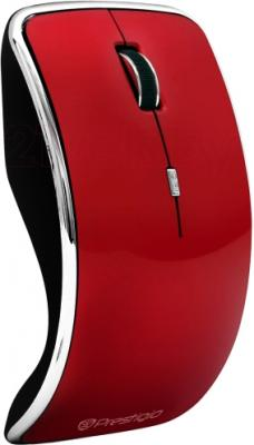 Мышь Prestigio PMSO05RD (Red) - общий вид