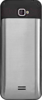 Мобильный телефон Explay Element (Silver) - вид сзади