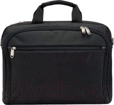 Сумка для ноутбука Versado 325 (черный) - общий вид