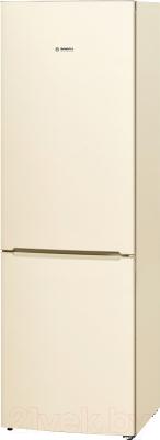 Холодильник с морозильником Bosch KGV36VK23R - общий вид