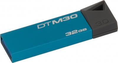Usb flash накопитель Kingston DataTraveler Mini 3.0 32GB (DTM30/32GB) - общий вид