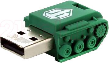 Usb flash накопитель Kingston DT-Tank 16GB - со снятой крышечкой