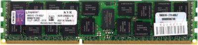 Оперативная память DDR3 Kingston KVR13R9D4/16 - общий вид