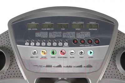 Электрическая беговая дорожка Torneo T-310 Nota - панель управления