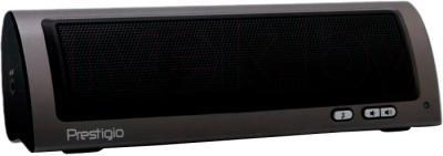 Мультимедиа акустика Prestigio PSP3 (серый) - общий вид