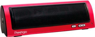 Мультимедиа акустика Prestigio PSP3 (красный) - общий вид