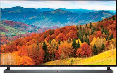 Телевизор LG 55LB860V - общий вид