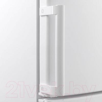 Холодильник с морозильником LG GA-B489YVCZ