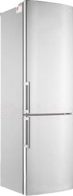 Холодильник с морозильником LG GA-B489YLCZ - общий вид