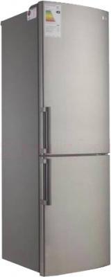 Холодильник с морозильником LG GA-B439YMCZ - общий вид