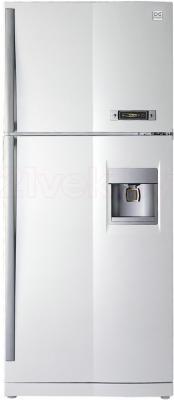Холодильник с морозильником Daewoo FR-590NW - общий вид