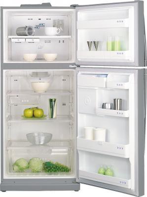 Холодильник с морозильником Daewoo FR-590NW - в открытом виде