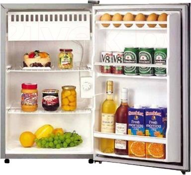 Холодильник без морозильника Daewoo FR-082AIXR - в открытом виде