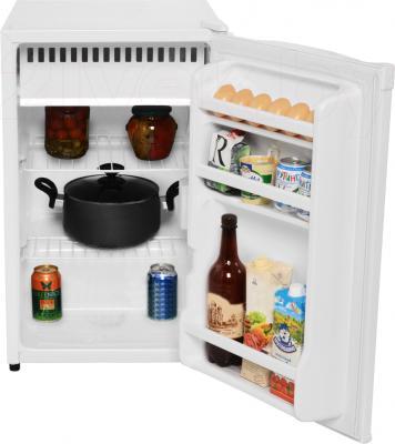 Холодильник с морозильником Daewoo FR-081AR - в открытом виде