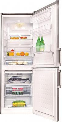 Холодильник с морозильником Beko CN 328220 S - в открытом виде