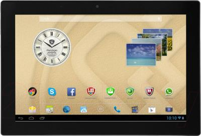 Планшет Prestigio MultiPad 4 Diamond 10.1 16GB 3G (PMP7110D3G_BK) - общий вид