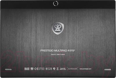 Планшет Prestigio MultiPad 4 Diamond 10.1 16GB 3G (PMP7110D3G_BK) - вид сзади