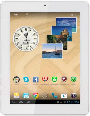 Планшет Prestigio MultiPad 4 Ultra Quad 8.0 8GB 3G (PMT7287_3G_C_WH) - общий вид