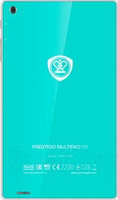 Планшет Prestigio MultiPad Color 7.0 16GB 3G (PMT5777_3G_D_GR) - вид сзади