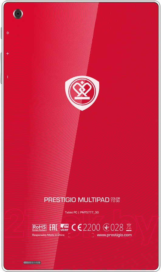MultiPad Color 7.0 16GB 3G (PMT5777_3G_D_RD) 21vek.by 2199000.000