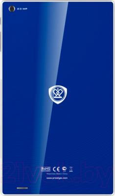 Планшет Prestigio MultiPad Color 8.0 16GB 3G (PMT5887_3G_D_BL) - задняя панель