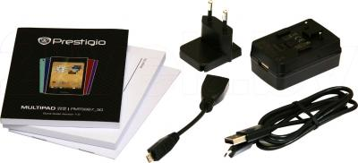 Планшет Prestigio MultiPad Color 8.0 16GB 3G (PMT5887_3G_D_GR) - комплектация