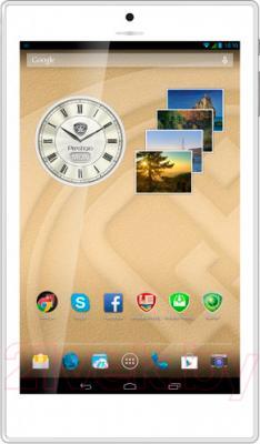 Планшет Prestigio MultiPad Color 8.0 16GB 3G (PMT5887_3G_D_WH) - общий вид